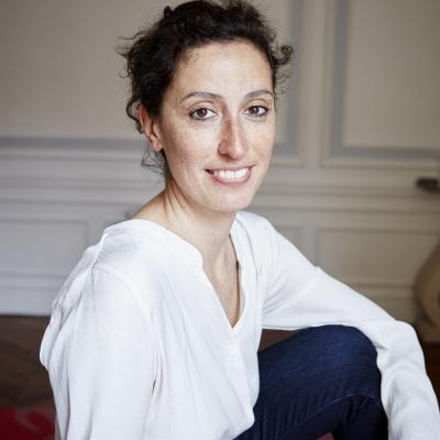 Olivia Elkaïm Je suis Jeanne Hebuterne