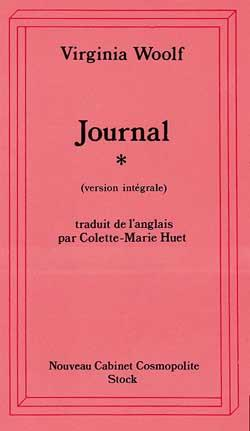 Journal Tome 1