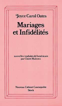 Mariages et infidélités