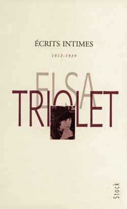 Ecrits intimes 1912-1939