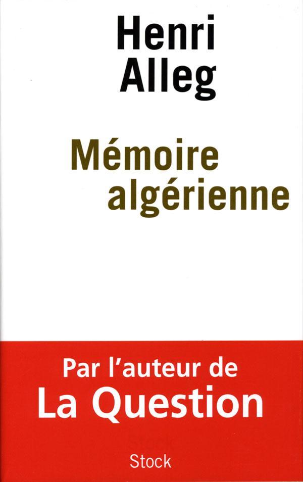 MEMOIRE ALGERIENNE