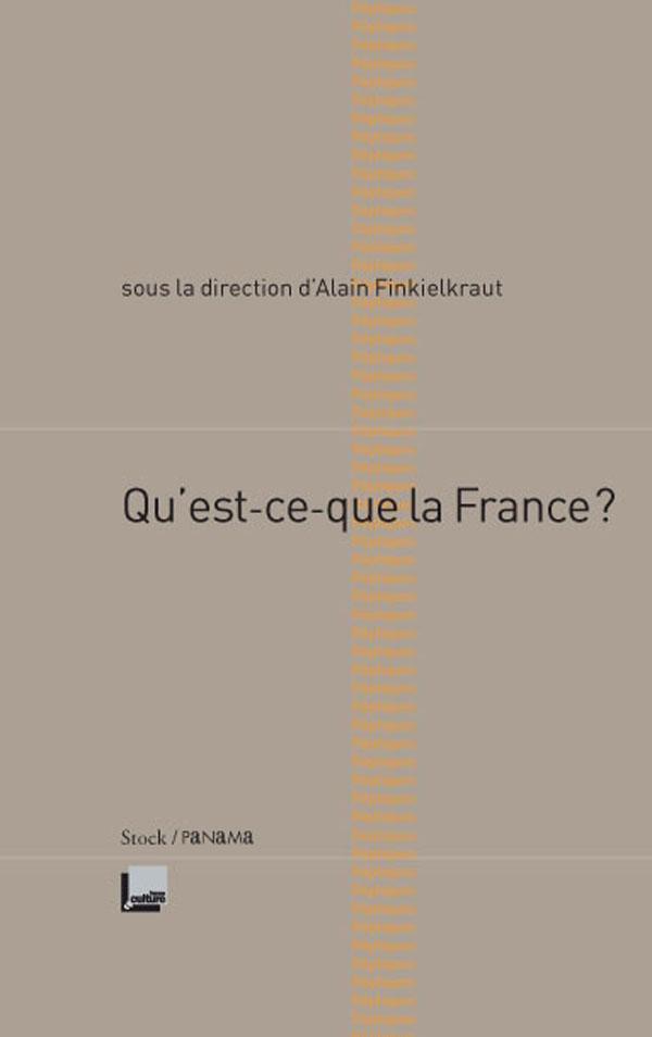 QU'EST-CE QUE LA FRANCE ?