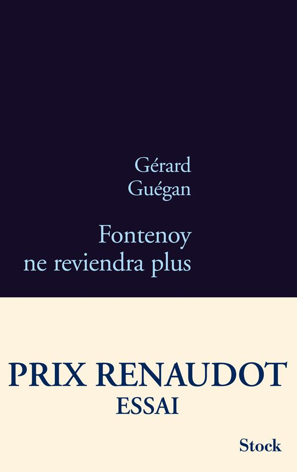 Fontenoy ne reviendra plus