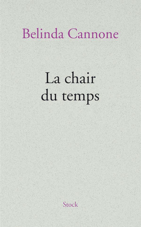 LA CHAIR DU TEMPS