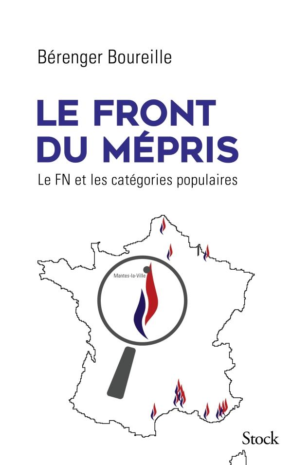 LE FRONT DU MEPRIS