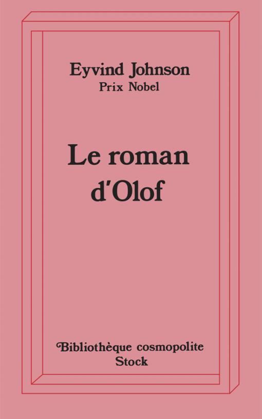 Le Roman d'Olof
