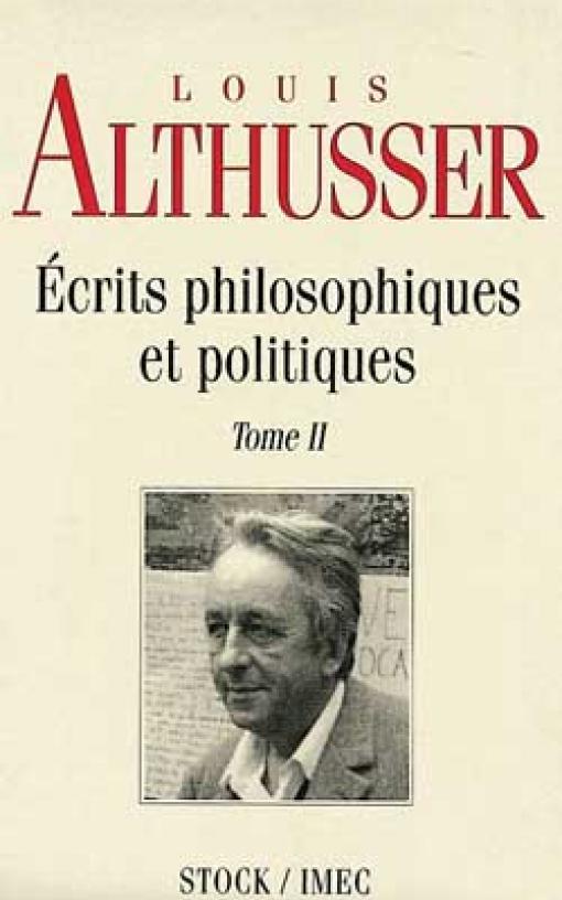 Ecrits philosophiques et politiques Tome 2