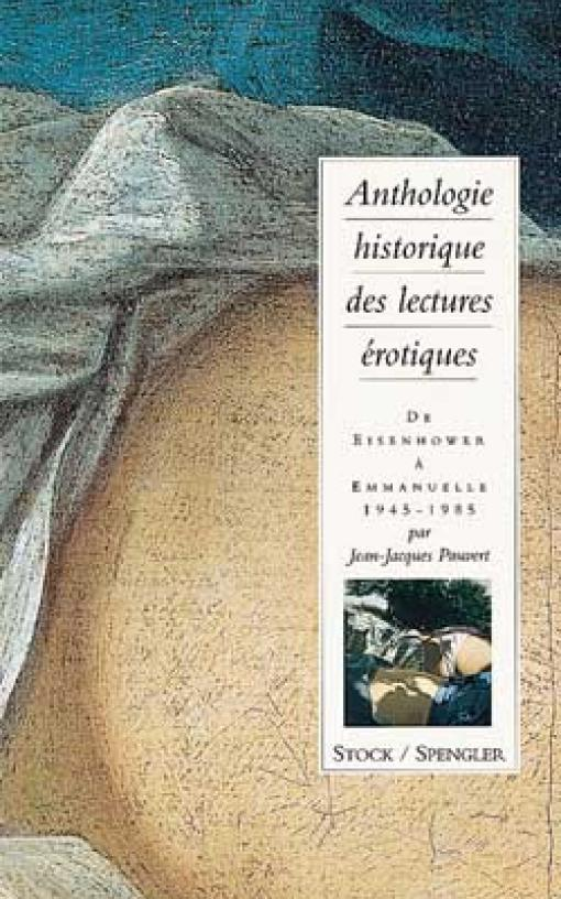 Anthologie historique de la lecture érotique Tome 4