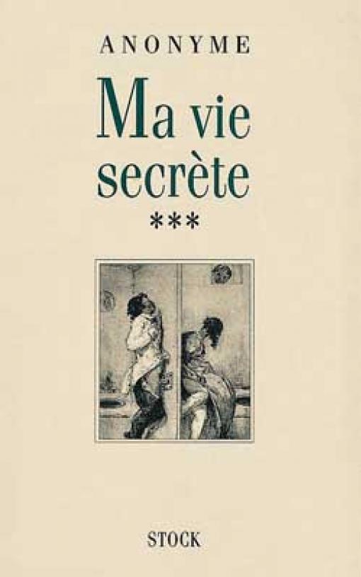 Ma Vie secrète Tome 3