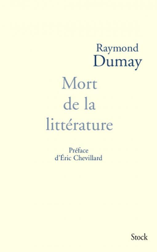 Mort de la littérature