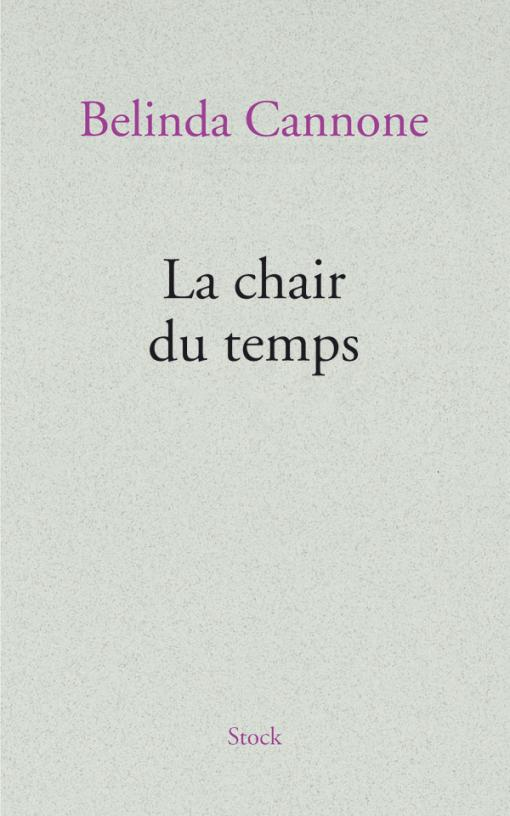 LA CHAIR DU TEMPS