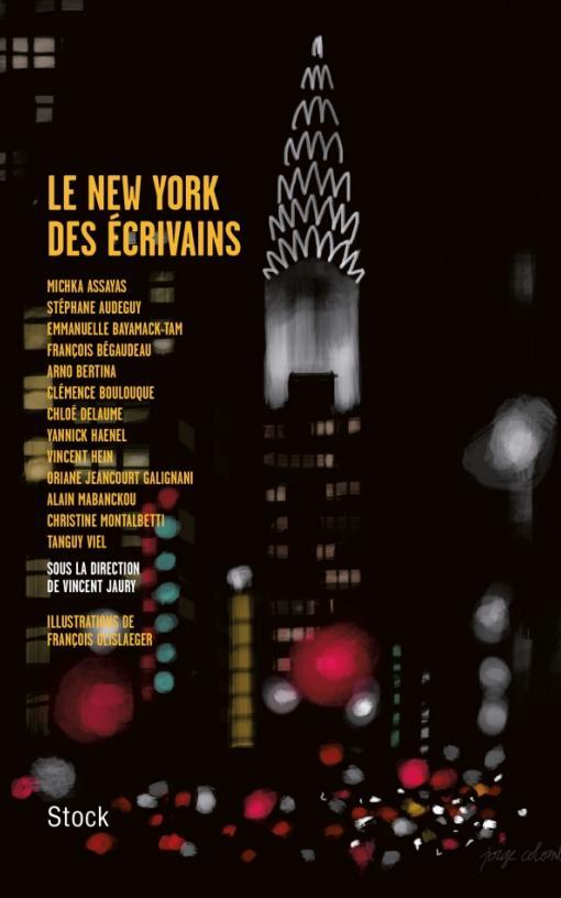 LE NEW YORK DES ECRIVAINS
