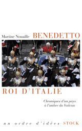 Benedetto roi d'Italie